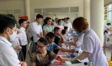 Công ty CP Nhựa Thiếu niên Tiền Phong: Tổ chức khám sức khoẻ định kỳ cho gần 1.300 cán bộ công nhân viên