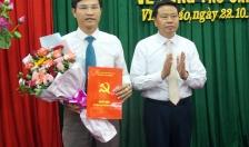 Chuẩn y chức vụ Phó Bí thư Huyện uỷ Vĩnh Bảo
