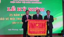 Hội Bảo vệ Môi trường kỷ niệm 25 năm thành lập