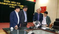 Huyện An Dương:  Xây dựng kế hoạch đấu giá đất tại 8 xã