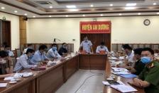 Huyện An Dương: Phát huy hiệu quả các tổ kiểm soát phòng, chống dịch