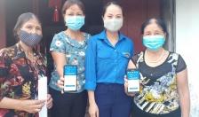 Huyện Kiến Thụy: Gần 20 nghìn thuê bao cài đặt ứng dụng Bluezone