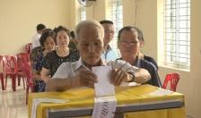 Huyện Tiên Lãng: Tiến hành bầu trưởng thôn, tổ trưởng tổ dân phố