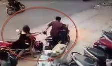 Kẻ gây ra 9 vụ cướp giật trên đường phố sa lưới