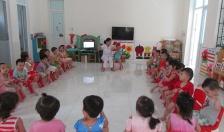 Ngành học mầm non Hải Phòng: Mở rộng quy mô trường lớp, nâng cao chất lượng nuôi dạy trẻ