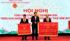 Ngành Thuế Hải Phòng:  Phấn đấu hoàn thành vượt mức dự toán HĐND TP giao 35.000 tỷ đồng