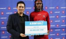 Nhà tài trợ Asanzo treo thưởng cho thầy trò HLV Trương Việt Hoàng