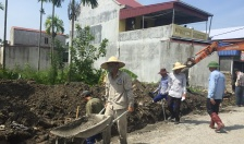 Nhà thầu tiếp thu ý kiến báo nêu, đảm bảo các biện pháp an toàn thi công dự án