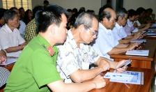 Phường Minh Khai: Người dân tố giác tội phạm đến Công an phường qua zalo