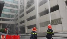 Thực tập phương án chữa cháy và cứu nạn, cứu hộ