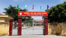 Trường tiểu học Đặng Cương có Hiệu trưởng mới