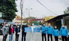 Tuổi trẻ quận Kiến An gửi trọn niềm tin sắt son tới Ban Chấp hành Trung ương Đảng khóa XIII