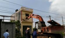 Xã Đặng Cương (An Dương) có 109/119 hộ dân thuộc dự án phát triển giao thông đô thị đã chấp hành