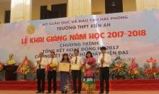 Trường THPT Kiến An Tiếp tục khẳng định chất lượng giáo dục toàn diện