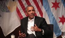 Ông Obama kiếm bộn tiền từ giới tài chính Phố Wall