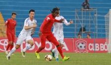 Vòng 19 V. League 2017: Hải Phòng gặp khó ở Quảng Nam