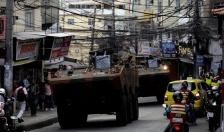 Cảnh sát đụng độ 'giang hồ' tại Brazil, quân đội yểm trợ