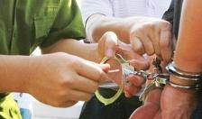 CAQ quận Kiến An bắt đối tượng truy nã dùng dao, kiếm chém người