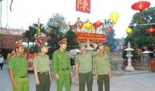 Vì bình yên cho mùa lễ hội Côn Sơn - Kiếp Bạc