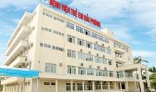 BV Trẻ em Hải Phòng: Tổ chức hoạt động trông giữ xe theo Quyết định 2052/QĐ-UBND
