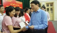 Bồi dưỡng nghiệp vụ công tác Mặt trận cho cán bộ Ủy ban MTTQ Việt Nam cấp xã
