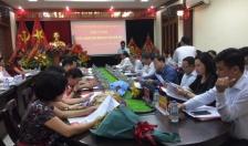 Quận ủy Hồng Bàng và Đảng ủy Tổng cty Lắp máy Việt Nam - CTCP Tăng cường hợp tác trên các lĩnh vực
