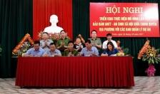Phường Vĩnh Niệm (quận Lê Chân) triển khai mô hình liên kết bảo đảm ANTT - an sinh xã hội