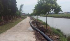 Chủ tịch UBND xã Thắng Thủy (Vĩnh Bảo) xin điều chuyển công tác