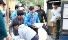 Tuổi trẻ huyện Vĩnh Bảo: Mang hơi ấm tình thương lên vùng cao Tây Bắc