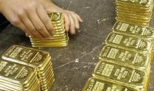 5.563 lượng vàng miếng được giao dịch trong tháng 10