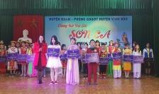 """Chung kết """"Hội thi Sơn ca"""" huyện Vĩnh Bảo: 3 tiết mục xuất sắc đạt giải nhất"""