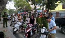 CAQ Hồng Bàng: Xử phạt 4.386 trường hợp vi phạm TTATGT