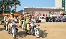 Quận Lê Chân: Ra quân đảm bảo ATGT, tuyên truyền – tập huấn kiến thức về ATGT và kỹ năng lái xe an toàn