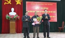 Phường Tân Thành (quận Dương Kinh): 50% Chi bộ Đảng đạt trong sạch vững mạnh