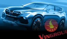 Vingroup 'dấn thân' với thương hiệu ô tô quốc gia đầu tiên