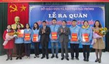 Ra quân đội tuyển dự thi KHKT quốc gia 2018