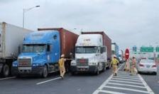 Quyết liệt các giải pháp phòng chống ùn tắc giao thông nội đô