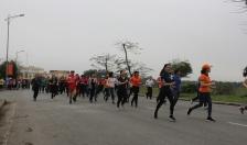 Quận Dương Kinh: 100 vận động viên tham gia Giải Việt dã năm 2018