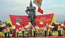 Lễ hội truyền thống Nữ tướng Lê Chân diễn ra trong 3 ngày 22, 23, 24 tháng 3 năm 2018:  Nhiều hoạt động văn hóa truyền thống đặc sắc