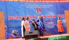 Đoàn TNCS Hồ Chí Minh quận Hải An:  Tưng bừng ngày đoàn viên năm 2018