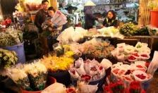 Vương vấn chợ hoa đêm