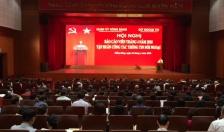 Quận ủy Hồng Bàng: Tập huấn công tác thông tin đối ngoại