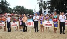 Giải bóng chuyền bãi biển nữ Hải Phòng mở rộng - Cúp Báo Hải Phòng năm 2018