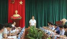 Quận ủy Dương Kinh: Nâng cao chất lượng hoạt động của các loại hình tổ chức Đảng