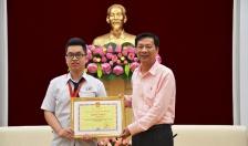 Học sinh Quảng Ninh đoạt giải Olympic Vật lý quốc tế