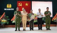 Công an quận Đồ Sơn: Ra mắt Câu lạc bộ Võ thuật – Thể dục, thể thao