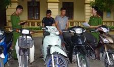 Công an Hà Nam: Bắt hai đối tượng cướp xe máy liên tỉnh