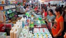 Doanh thu bán lẻ hàng hóa tăng 14,16%