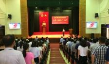 Quận Hải An: Tổ chức lễ chào cờ và hát Quốc ca tại công sở