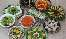 Đồ ăn chay: Lựa chọn mới của nhiều người tiêu dùng